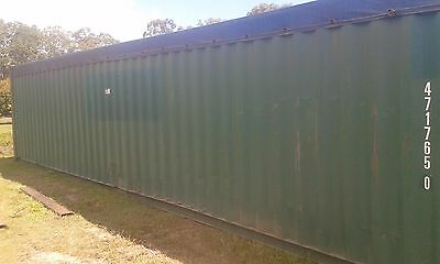 Shipping Container 40Ft Open Top