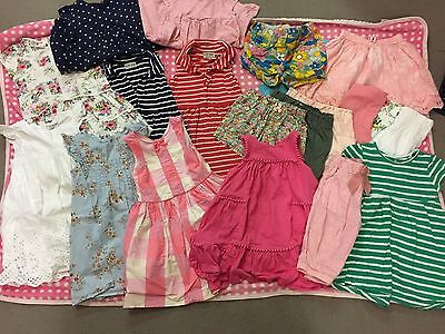 Next girls summer bundle x19 items size 2-3 years *Excellent condition*