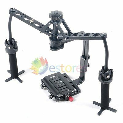 Latour WD-Z 3-Axis Handle Steadycam Stabilizer For DSLR Camera DV Camcorder【UK】