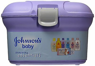 Johnsons Baby Essential Gift Set Bath & Body Health & Personal Care Mild Gentle