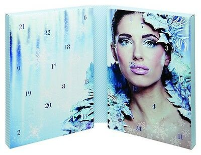 Technic Christmas Cosmetic Advent Calendar, Ice Queen - Ideal Christmas Gift Set