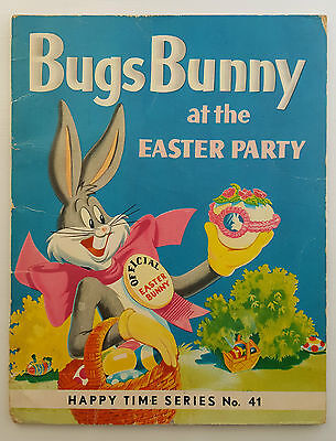 Bugs Bunny at the Easter Party by Kathryn Hitte (Paperback, 1963)