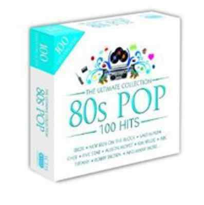 Various Artists-80s Pop - The Ultimate Collection  CD / Box Set NEW