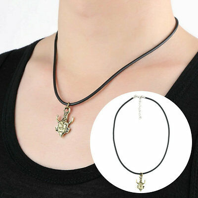 Negro Supernatural Jensen Ackles Dean Winchester Protect Amulet evil necklace BY