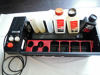 Jobo Cpe2 Processor With Measures And Bottles
