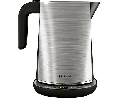 Hotpoint Digital Stainless Steel Kettle 1.7l - Brand New