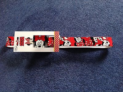 Minnie Mouse Girls Buckle Belt Age 3-6 Years