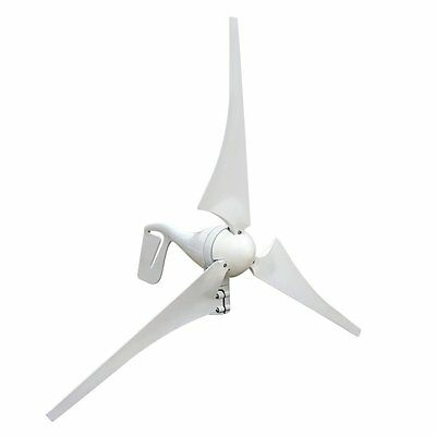 3 Blades 400W DC12-24V Wind Turbine Generator With Waterproof Charge Controller