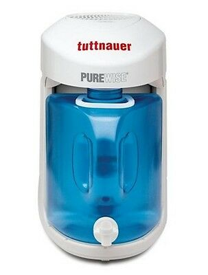 NEW Tuttnauer 9000 Steam Distiller (1 gallon)