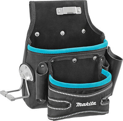 Makita Blue Collection Roofers Fixing Hand Tool Hammer Pouch Belt Holder P-71788