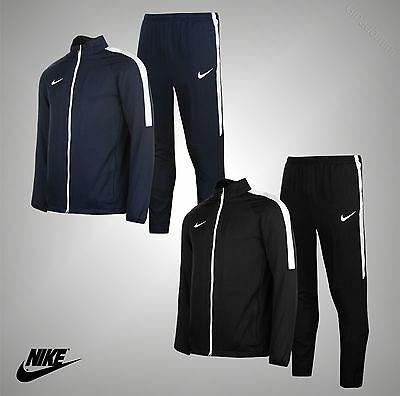 Mens Genuine Nike Tracksuit Academy Woven Warm Up Set Jacket Bottoms Size S-XXL