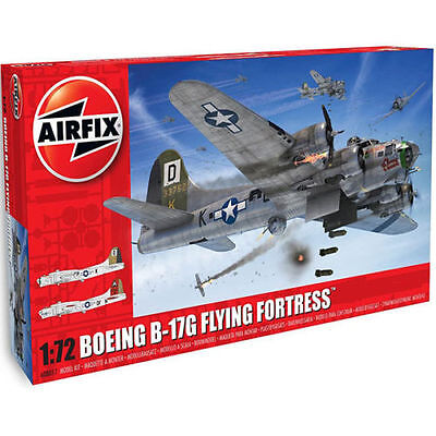 Airfix A08017 - Boeing B-17G Flying Fortress 1:72
