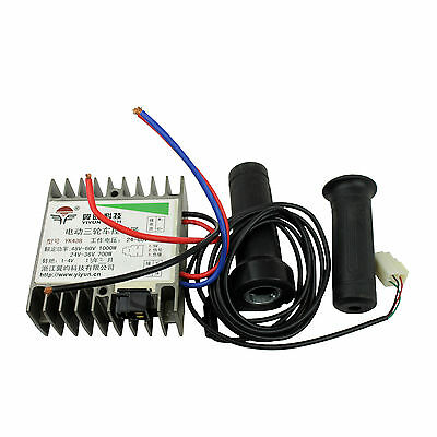 48-60V 1000W Motor Brush Controller for Electric Bike Bicycle & Scooter