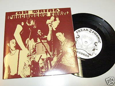 "ON TRIAL – Parchment Farm / Interstellar Overdrive – 7"" psych – Pink Floyd"
