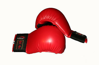 Karate Gloves Red Size S