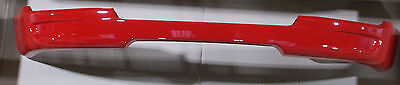 New Genuine Vw Caddy 2K Front Bumper Red Painted Accessory Spoiler Skirt