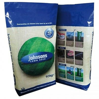 Johnsons Multiple Variety Hard Wearing Grass Lawn Seed