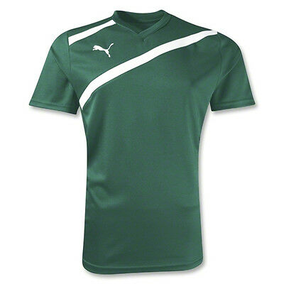 Puma Esito Womens Jersey Forest Green/White 742726 05