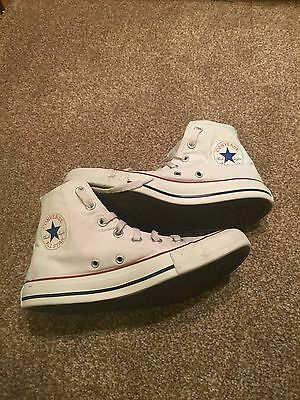 Women's Converse Trainers, Uk Size 5, Great Item