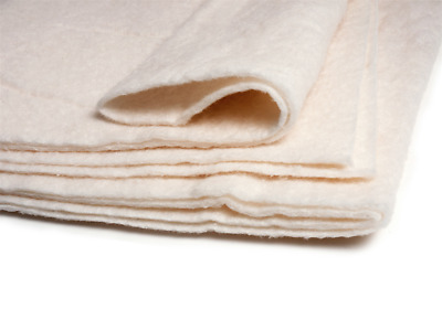 Twin Size - Heirloom Premium Cotton 72'' x 90' ' Wadding -  Batting For Quilting