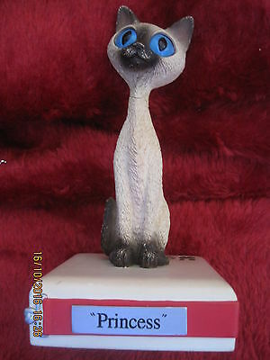 Twisted Whiskers Collectable Mounted Ornaments Princess