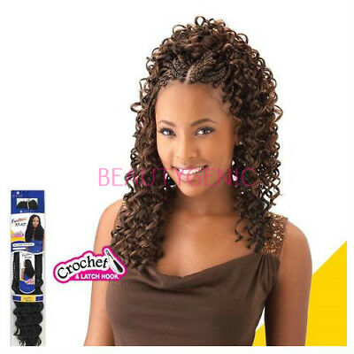Freetress braiding hair Gogo Curl 26 inches braids crochet braid synthetic Hair