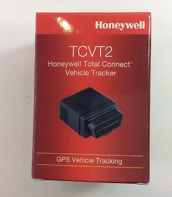Honeywell Total Connect Vehicle Tracker Tcvt2  Gps Security Alarm