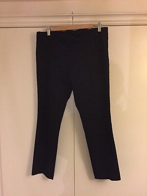 New Look maternity trousers, size 10