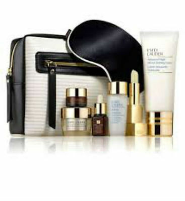 Estee Lauder Skincare Superstars Set with Bag Brand New and Boxed RRP £80