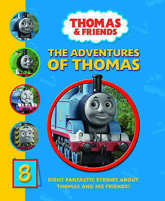 The Adventures of Thomas by Egmont UK Ltd (Hardback, 2008)