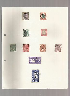 Large Collection South Africa Stamps