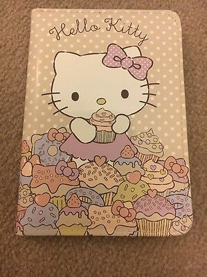 Hello Kitty Passport Holder Present Birthday Gift Children's Girls
