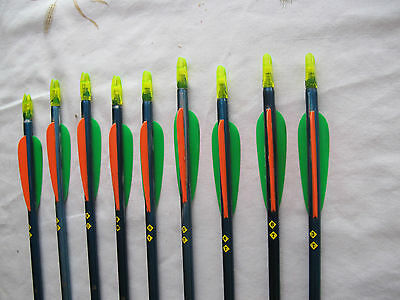 Easton X7 Arrows - set of 9