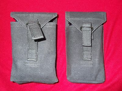 Rhodesian P69 FN FAL magazine pouches (double or single capacity) - REPRODUCTION