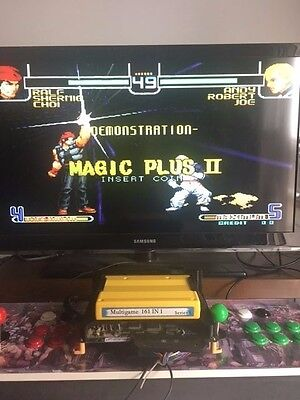 MOTHERBOARD NEOGEO WITH Multigame 161 in 1 for Neo Geo MVS