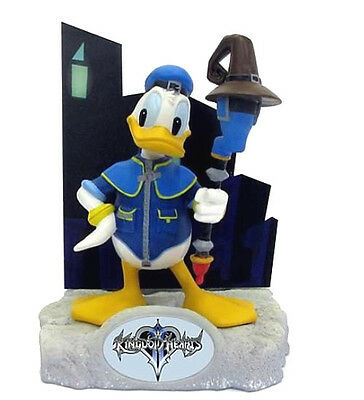 Kingdom Hearts Donald Duck Resin Paperweight Disney