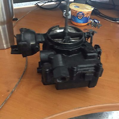 Marine Carburetor Rochester Replaces 2Bbl Mercruiser # 9670 A4 For 5.0-5.7L