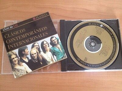 Gold Cd Spain Only Roxy Music Spandau Ballet Paul Young Talking Heads Al Bano