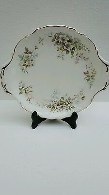 Royal Albert Made In England  Haworth  Cakes Serving Plate 10