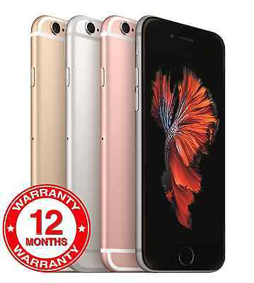 Apple iPhone 6s - 64GB - Unlocked SIM Free Smartphone Various Colours