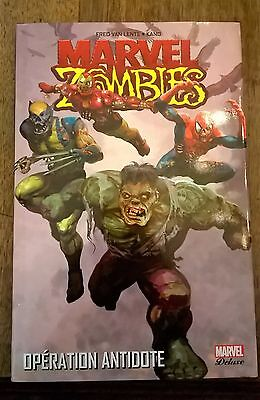 Marvel Zombies Opération Antidote