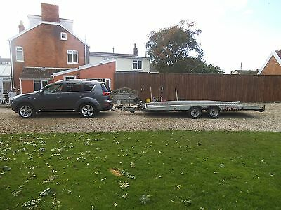 Classic Car Transport Uk And Europe  Based In Somerset