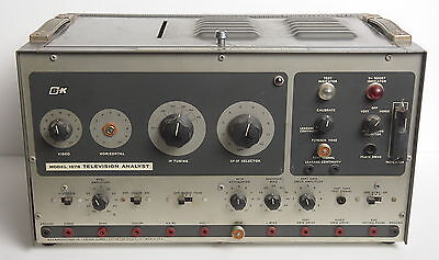 B&K Model 1076 TV Analyst - Untested - As Is