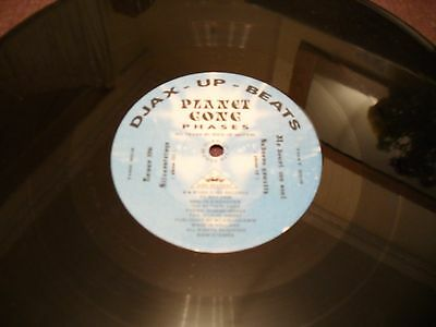 """Planet Gong - Phases - 2x12"""" LP 1993 Djax-Up-Beats"""