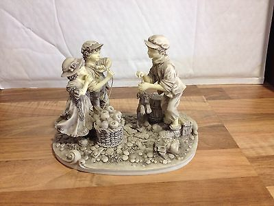 "Regency Fine Arts ""conkers"" Figurine In Good Pre Loved Condition"