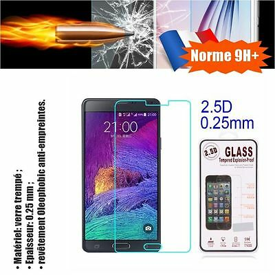 Film protection verre trempé Samsung Galaxy S6/S7 Edge Screen tempered glass