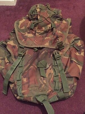 Pro-Force Airmesh Rucksack Military Camouflage Combat Daysack Army Cadet