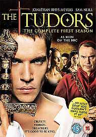 The Tudors - Series 1 - Complete (DVD, 2007, 3-Disc Set)