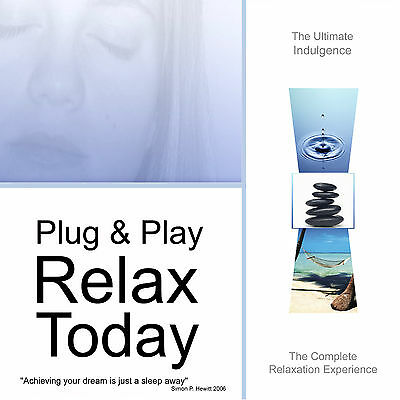 Self Hypnosis Cd To Relieve Stress & Anxiety - Hypnotherapy