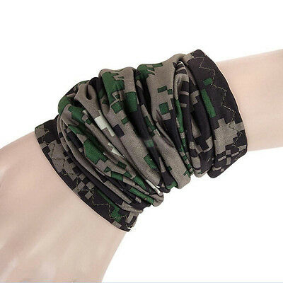 Health Cover Golf Sun UV Cooling Arm Sleeves Sports Protection Camouflage